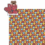 Playful Pups: Dog gone Cute 2 Piece Laser Die Cut Kit