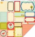 Playtime: Day Dream 12 x 12 Double-Sided Paper
