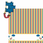 Playtime: Look How High 2 Piece Laser Die Cut Kit