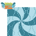 Pool Fun: Cannon Ball 2 Piece Laser Die Cut Kit