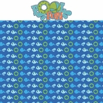 Pool Fun: Pool Fun 2 Piece Laser Die Cut Kit