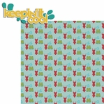 Pool Time: Keepin' it Cool 2 Piece Laser Die Cut Kit
