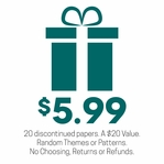 PPR - 20 Discontinued Papers for $5.99