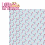 Princess: Little Princess 2 Piece Laser Die Cut Kit