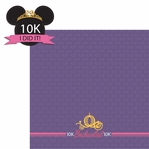 Princess Run: 10K 2 Piece Laser Die Cut Kit