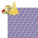 Princesses: Belle 2 Piece Laser Die Cut Kit