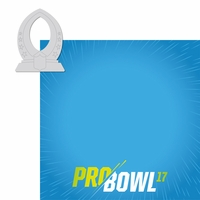 Pro Bowl: Trophy 2 Piece Laser Die Cut Kit