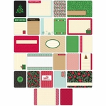 Project Life: Christmas Themed Cards 40/Pkg