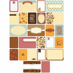 Project Life: Fall Themed Cards 60/Pkg