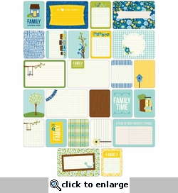 Project Life: Family Themed Cards 60/Pkg