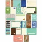 Project Life: Great Outdoors Themed Cards 60/Pkg