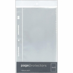 Project Life: Page Protectors Top Loading 6 x 12 10/Pkg