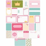 Project Life: Princess Themed Cards 40/Pkg