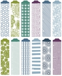 Project Life: Rain Edition Designer Dividers (12 Pack)