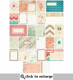 Project Life: Summer Themed Cards