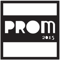 Prom Night: Prom 2015 12 x 12 Overlay Laser Die Cut