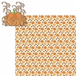 Pumpkin Love: Pumpkin Picking 2 Piece Laser Die Cut Kit