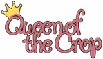 Queen Of The Crop Laser Die Cut