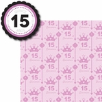 Quince�era 2 Piece Laser Die Cut Kit
