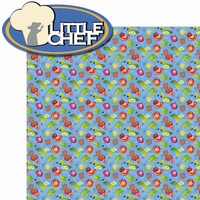 Ratatouille: Little Chef 2 Piece Laser Die Cut Kit