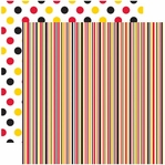 Real Magic: Dream Stripe 12 x 12 Double Sided Paper