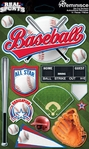 Real Sports: Baseball 3D Sticker