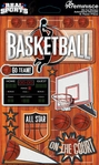Real Sports: Basketball 3D Sticker