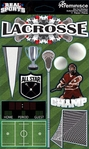 Real Sports: LaCrosse 3D Sticker