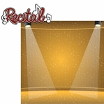 Recital 2 Piece Laser Die Cut Kit