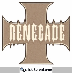 Renegade Laser Die Cut