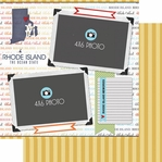 Rhode Island - DS Quick Page Journal