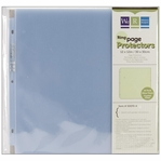 "Ring Page Protectors 12""""X12"""" 10/Pkg"