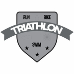 Running Events: Triatholon Laser Die Cut