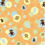 Safari Boy: Baby Dots 12 x 12 Double-Sided Paper