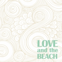 Sandy Toes: All You Need 12 x 12 Paper