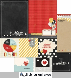 Say Cheese: 4 x 4 Qutoes & 6 x 8 Photo Mats
