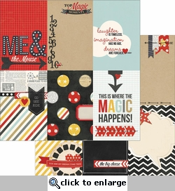 Say Cheese: 6 x 4 Vertical Journaling Cards