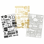 Say Cheese II Photo Sticker Sheets