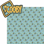 Scooby: Scooby 2 Piece Laser Die Cut Kit