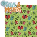 Scooby: Solve A Mystery 2 Piece Laser Die Cut Kit