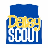Scouts: Daisy Scout Laser Die Cut