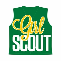 Scouts: Girl Scout Laser Die Cut