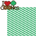 Scouts of America: Girl Scouts 2 Piece Laser Die Cut Kit