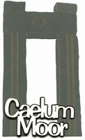 Scrap Your Trip: Caelum Moor Laser Die Cut