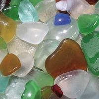 Sea Glass 12 x 12 Paper