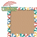 Seasoned With Magic: Cape May 2 Piece Laser Die Cut Kit