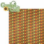 Seasoned With Magic: Garden Grill 2 Piece Laser Die Cut Kit