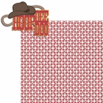 Seasoned With Magic: Hoop Dee Doo 2 Piece Laser Die Cut Kit