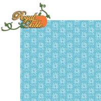 Seasoned With Magic: Royal Table 2 Piece Laser Die Cut Kit