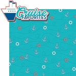 Setting Sail: Cruise Favorites 2 Piece Laser Die Cut Kit